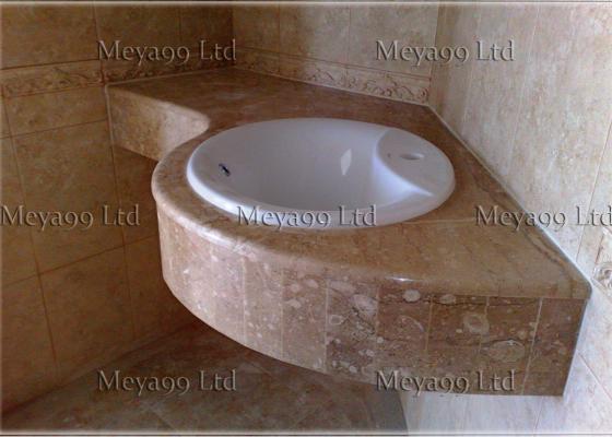 Плот за баня от Дайно