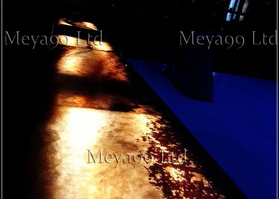 Плот от Оникс с осветление