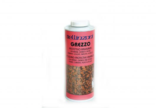 """""""Grezzo"""" - Освежаващ цвета и защитенпрепарат"""
